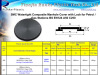 SMC Composite Communication Round Manhole Cover Bs En124