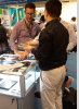 We attended HK Electronic Fair since Apr.13-Apr.16, 2014