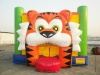 Tiger Inflatable Bouncer