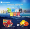Boshi main prodcuts: Safety lockout series ,miner lamp series , water-activated emergency light