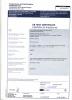 UKF Isolator Switch CB Certificate