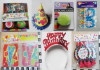 Happy Birthday Party Assorted Products