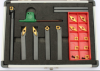 4+2 6PC Indexable Lathe Turning Tool Set
