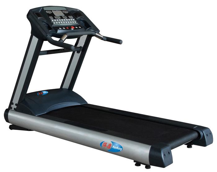 AC Deluxe Motorized Treadmill / HT-3000
