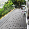 WPC decking application