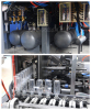 blow molding machine