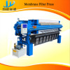 High Pressure Diaphragm/Membrane Filter Press Used for Waste Water Sludge