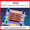 plastic beer crate mould design from Taizhou Huangyan Caozhen Mould Co.,ltd