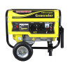 2kw/2.5kw/3kw Gasoline Generator with Frame and wheel
