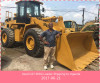 Used CAT 966G Wheel Loader Shipping to Uganda