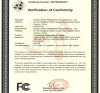 FC Certification
