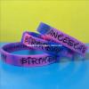 Imprint Silicone Bracelet