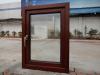 Elegant design solid wood window