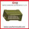 plastic banana crate design from taizhou Huangyan Caozhen Mould Co.,ltd