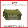 plastic banana crate design from taizhou Huangyan Caozhen Mould Co.,ltd