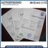 Autostrong Testing Equipment CE certificate