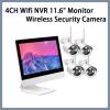 4CH WiFi NVR 11.6