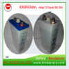 Nickel Cadmium Pocket Type Storage Battery/ Ni-CD Alkaline Battery Gn125 for UPS