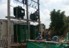 Typhoon power repair project of Southern power grid 2013