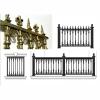 Cast Aluminum Garden Fence