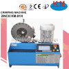 new hose crimping machine-touch screen KM-91H