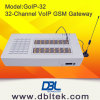 New Arrival ! 32 SIM Cards Voz IP Asterisk GoIP Gateway