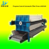 Sludge Dewatering Filter Press Machine with Conveying Belt