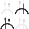 1M 2M 3M TPE Fast Charging USB Data Cable