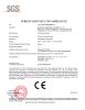 CE Certificate of OPF3328D& OPF3331D