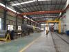 Workshop for aluminum alloy tanker