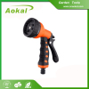 Garden Tools Car Wash Water 7-Pattern Plastic Water Spray Guns