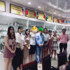 Russian clients visit Qili company