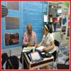Guangzhou Fair Discussing with Buyer