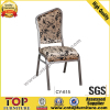 Newest Hotel Back Design Aluminum Banquet Chair
