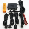 Mini LED car reversing aid parking sensor system