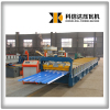KXD 1000 color steel roofing tile making machine