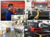our equipment t sheet metal one-stop equipment , 50% equipment are imported from Japan, Swiss, Can