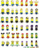 Despicable Me USB Flash Drive Cartoon USB Disk