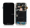 Phone lcd for Samsung i9500,i9505,S4 lcd display with touch screen with frame