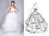 DIY Wedding Dresses Custom Bridal Wedding Evening Special