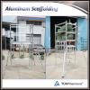 Load Test of Aluminum Folding Scaffolding