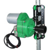 Greenhouse poly film Roll up winch Motor