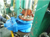 pressure test for valve