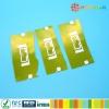 Heat resistant RFID label
