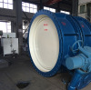 BUTTERFLY VALVE AND DOUBLE ORIFICE AIR VALVE FOR ALGERIA CLIENT