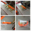 GS passed ratchet strap 1000kg webbing weaving