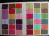 Taffeta Color Swatches