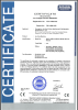 Ice cube machine certificate
