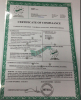 CE Certificate of Water Purifier