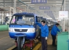 Three wheel truck Assembly line